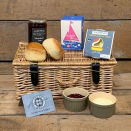 Cream Tea Hamper (sml)