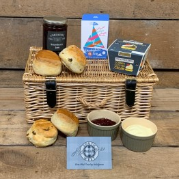 Cream Tea hamper (medium)
