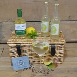 Mango Lime & Mint Gin Fizz